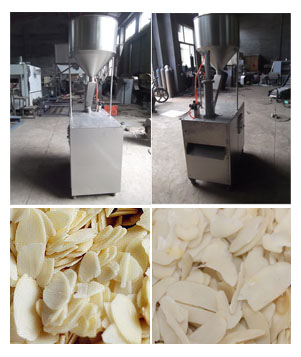 Almond Slicer Machine