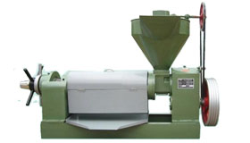 Peanut Oil Press